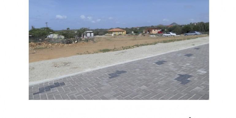 Voorblad bouwterrein Rooi Bosal kavel 5