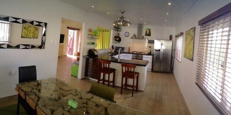 Panoramic Kitchen : dining