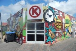 Store/Warehouse Oranjestad