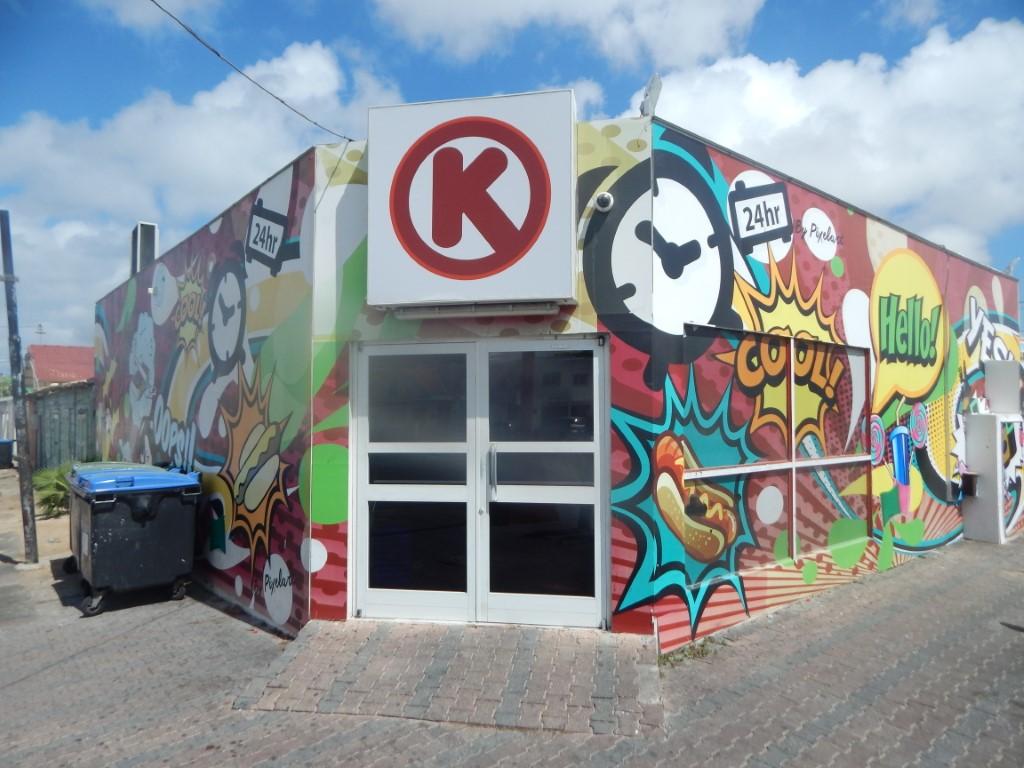 Store/Warehouse Oranjestad