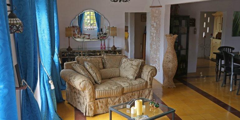 inside living room brighter