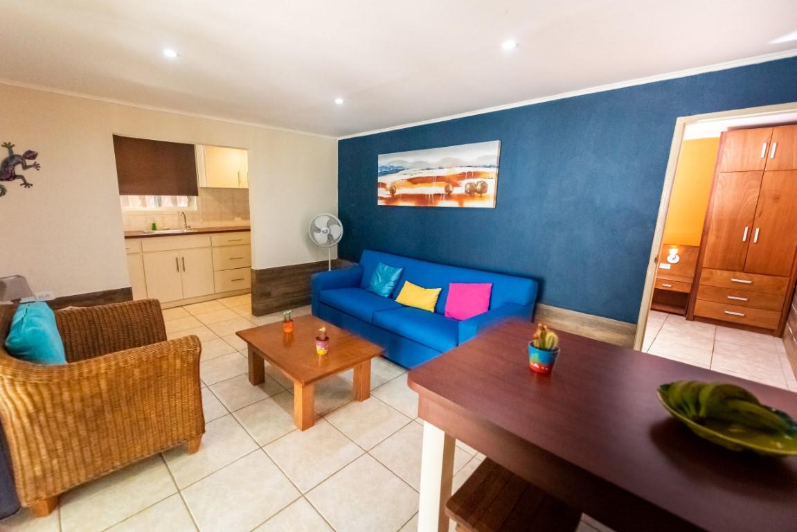 White Beach Apartments Rooi Santo (1bed)