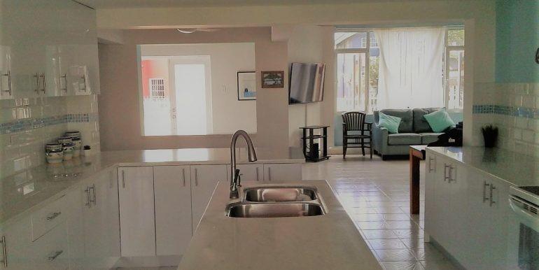 kitchen lr