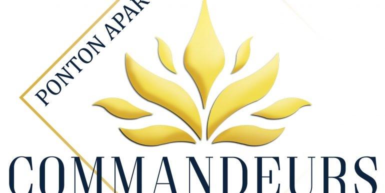 Logo - Commandeurs - klein