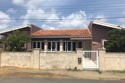 Seroe Blanco family home [FOR RENT from 31 Jan. 2021]